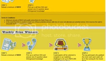 syarat DiGi's Menang Besar Contest