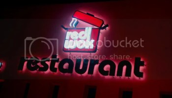 red wok restaurant