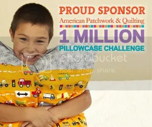 American Patchwork & Quilting 1 Million Pillowcase Challenge - Participating Retail Shop 2012. Get Involved!