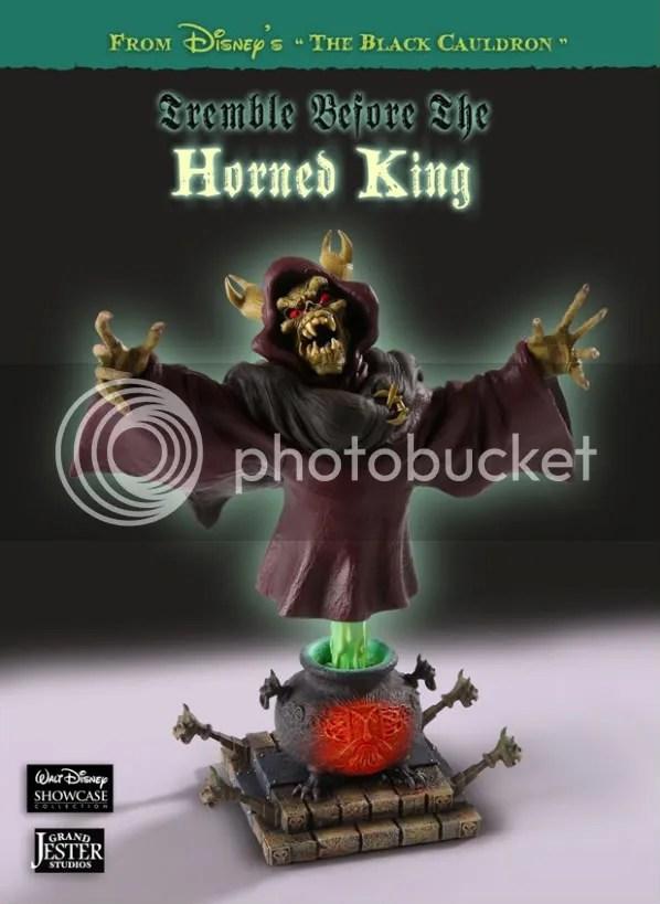 Black Cauldron: Horned King - Grand Jester Studios