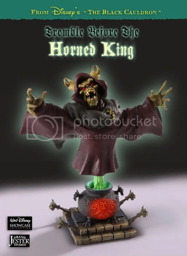 Black Cauldron: Horned King - Grand Jester Studios