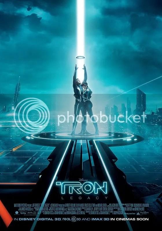 Tron Legacy Poster A