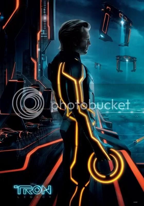 Tron Legacy Poster B
