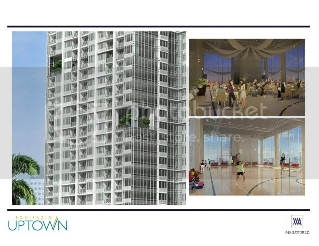 One uptown residence metro manila prime properties for 15th floor octagon building ortigas