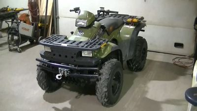 1999 Polaris Sportsman 500 Parts