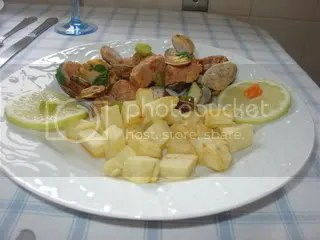 Carne à Alentejana