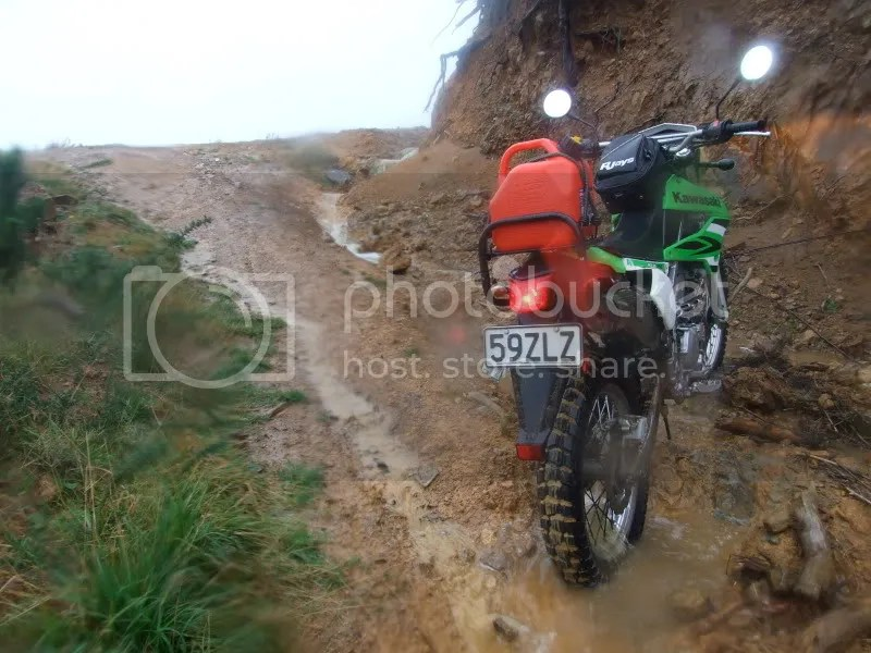 Castle Rock Track