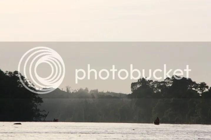 Kingabatangen River