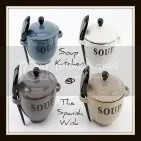 The Soup Kitchen, The Soup Kitchen Badge