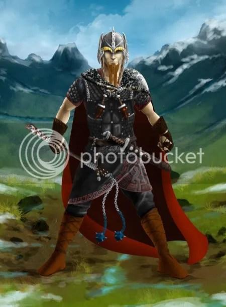 Viking Male