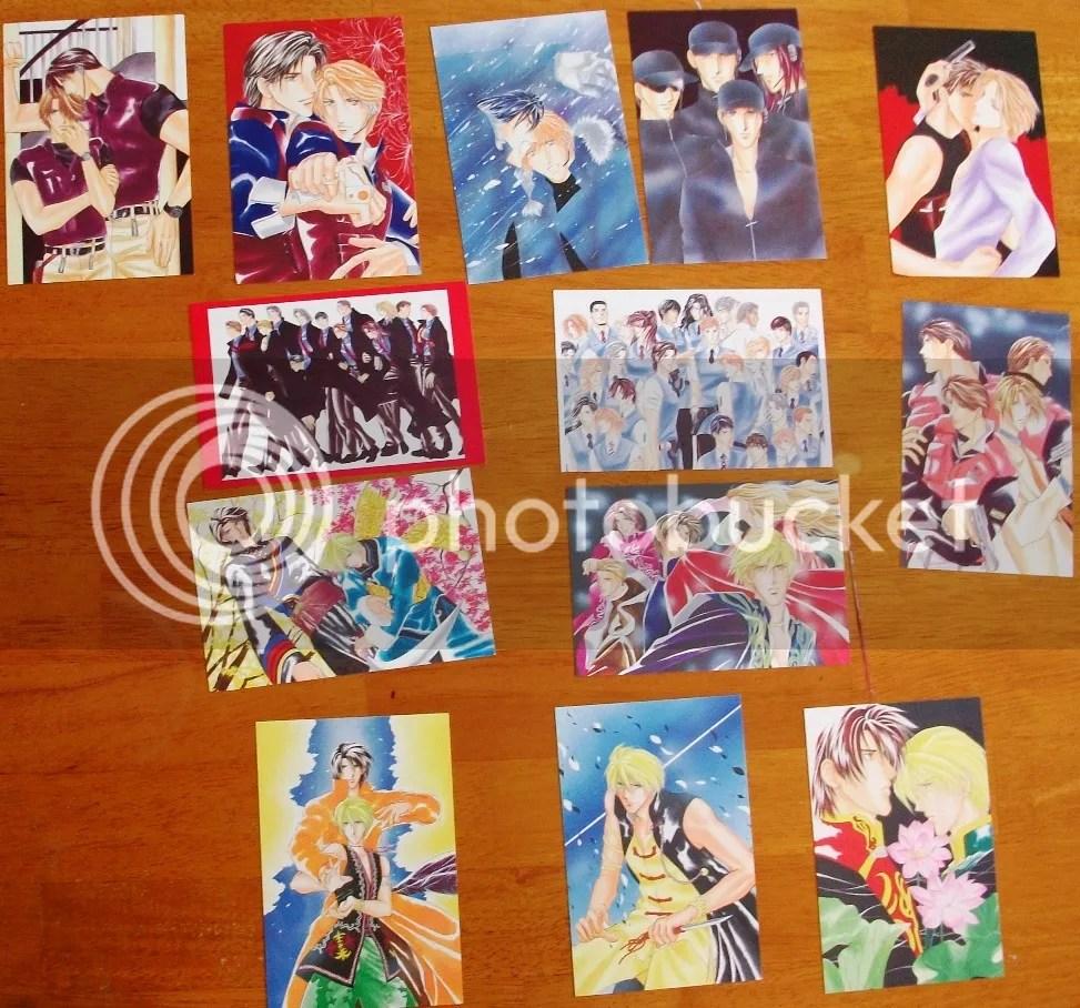 G Defend Morimoto Shuu photo: Shuu Morimoto Post cards $4 each morimoto.jpg
