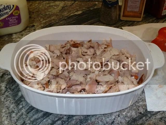 Smoked Turkey Scalloped Potato Casserole Smokin Pete S Bbq