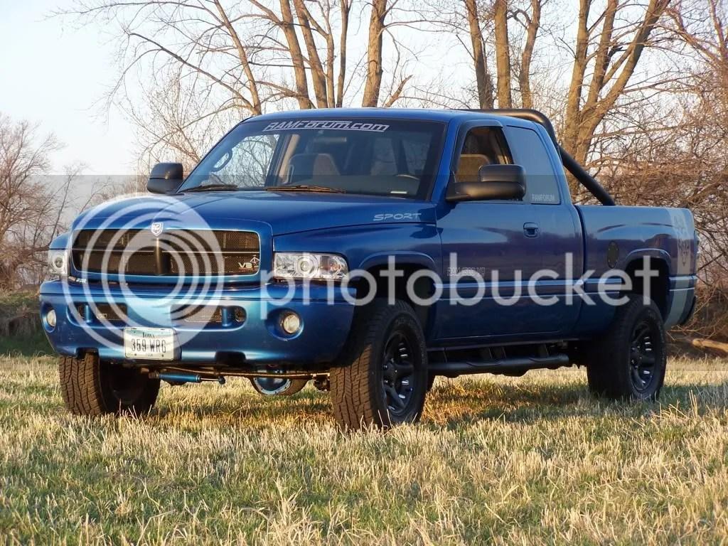 5 2011 Ram Trail 60 Dodge Level Kit Grapplers 2 1500 2wd 295 20