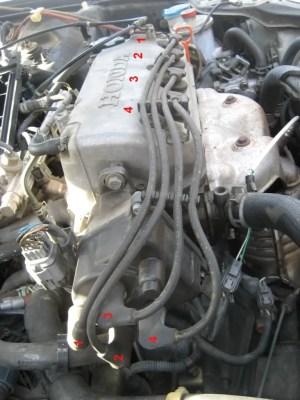 D16y5 96 Civic hx spark plug wiring diagram?  HondaTech