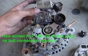 96 Civicb16b swap  3P to 4P alternator connector conversion?  HondaTech  Honda Forum Discussion