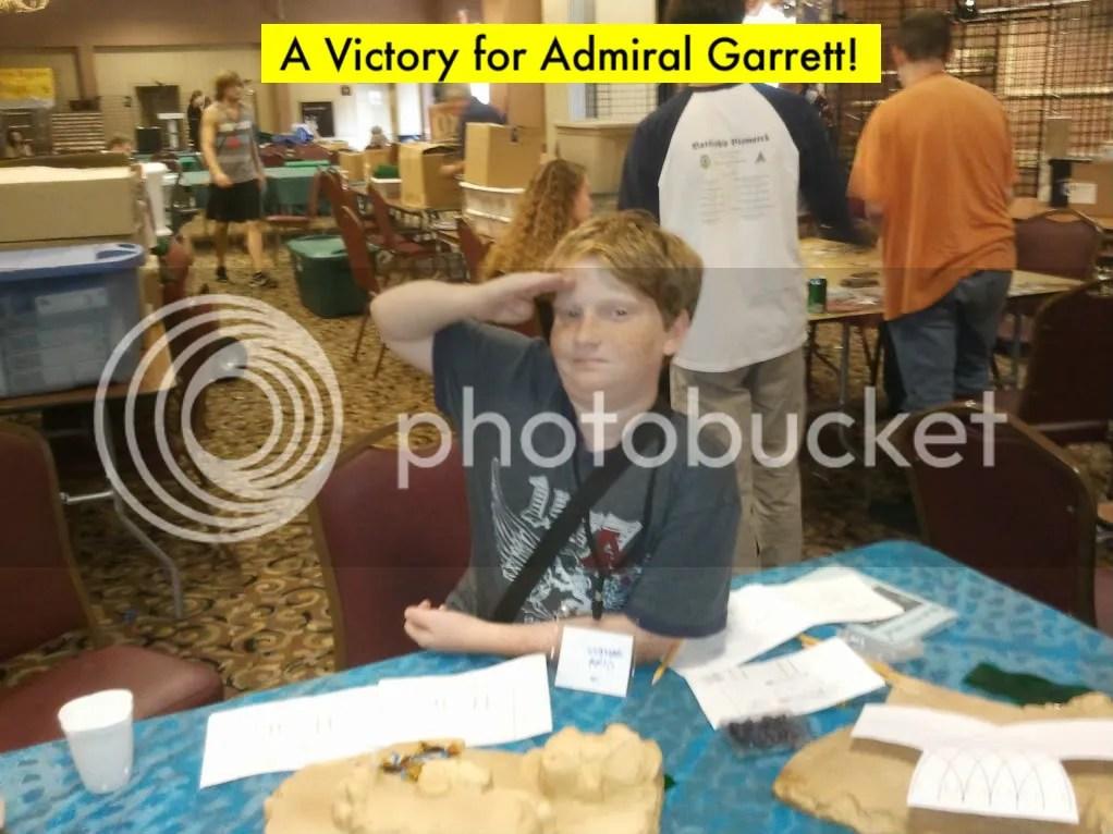 Admiral Garrett