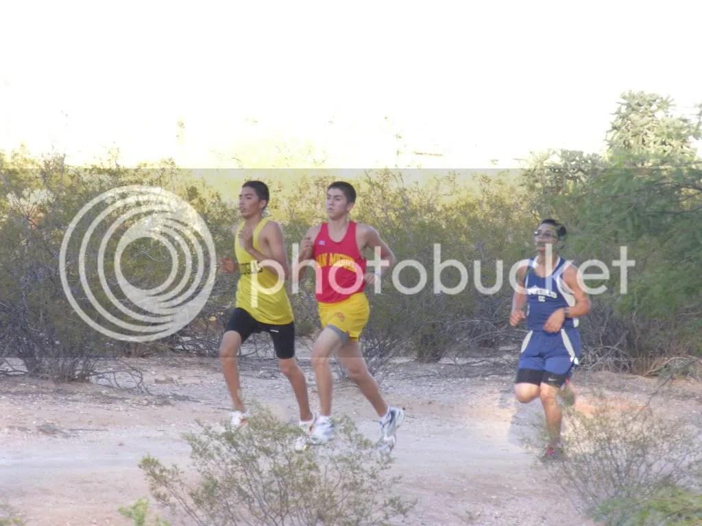 schoolboys running photo: Arcenio Running DSCN1954.jpg