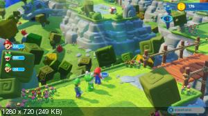 54ce587aa3ce8ce8487a996780c9d003 - Mario + Rabbids Kingdom Battle Switch XCI NSP