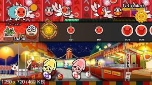 126f454ab91d3c7be73d9acaf6a9fc5b - Taiko no Tatsujin: Drum'n'Fun! Switch NSP XCI