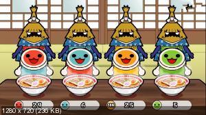 063dd39f58198de3a2f2115c7210609a - Taiko no Tatsujin: Drum'n'Fun! Switch NSP