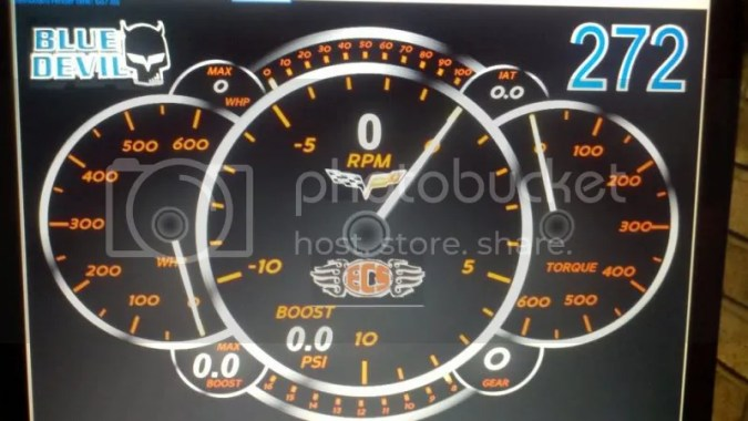 What s the best OBD2 CAN bus data logger scan tool  GM PIDs     This is a quick dash I made for my iPad that reads the pics from the obd2  thru dash command