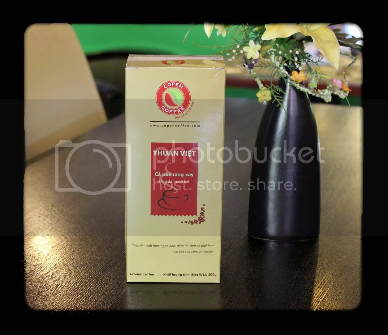 Thuần Việt coffee-500g