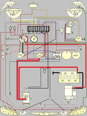 TheSamba :: Type 3  View topic  1967 wiring diagrams