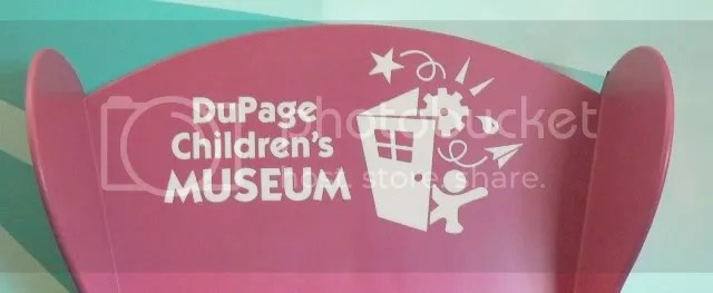 DuPage Children's Museum Chair