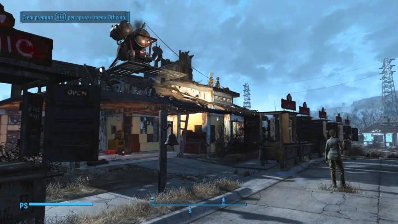 fallout 4 trofeo caro leader, Fallout 4: Trofeo Caro Leader