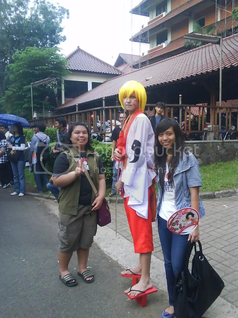 Hotaru from Samurai Deeper Kyo