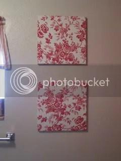 toile squares