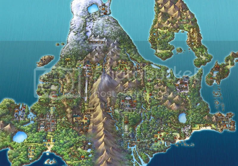 sinnoh Pictures, Images and Photos