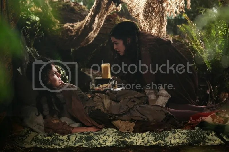 Once Upon a Time, Snow and Regina
