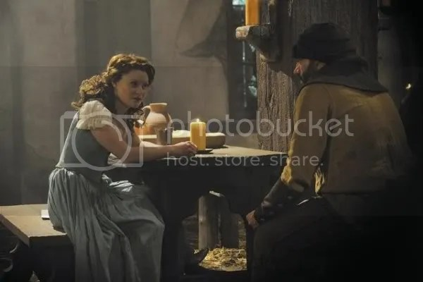 Once Upon a Time, Belle and Grumpy