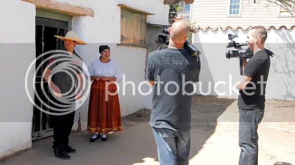 Casa Estudillo Interview
