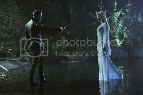 Once Upon a Time, Charming and the Siren