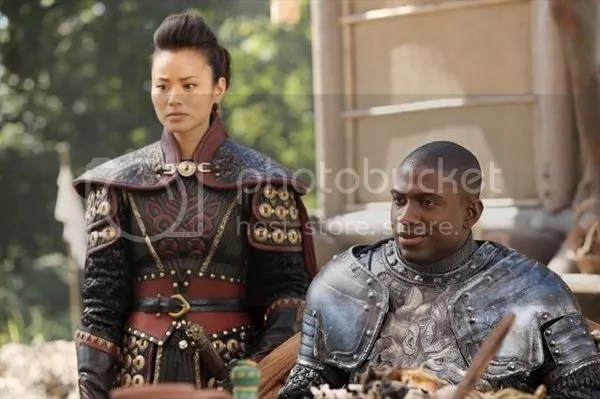 Once Upon a Time, Lancelot and Mulan