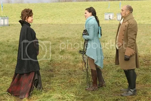 Once Upon a Time, Regina and Cora