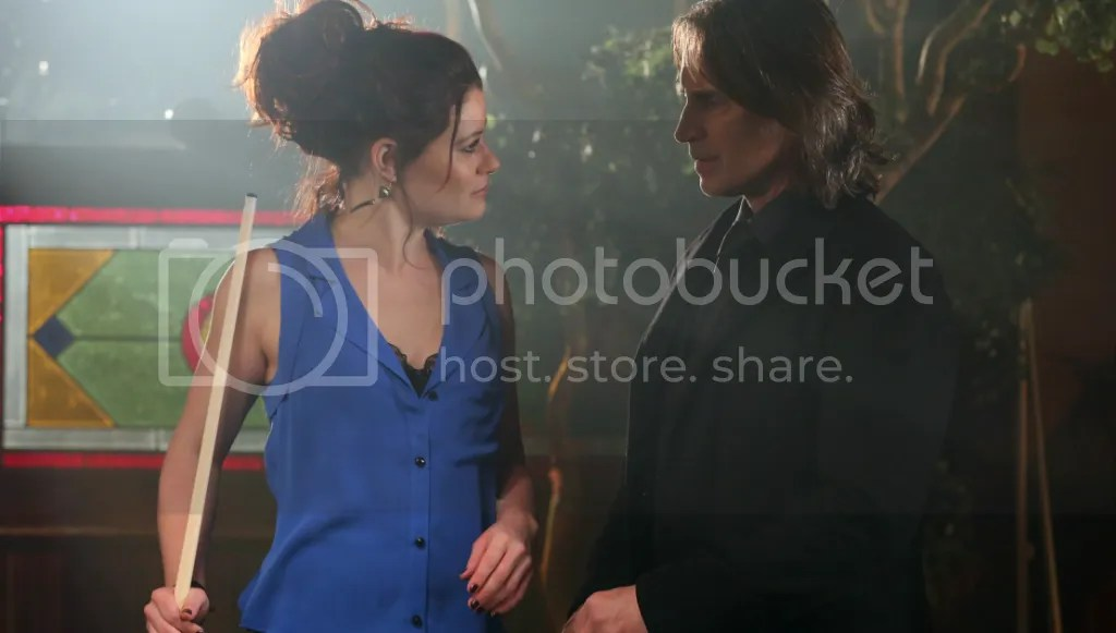 Once Upon a Time, Mr. Gold and Lacey