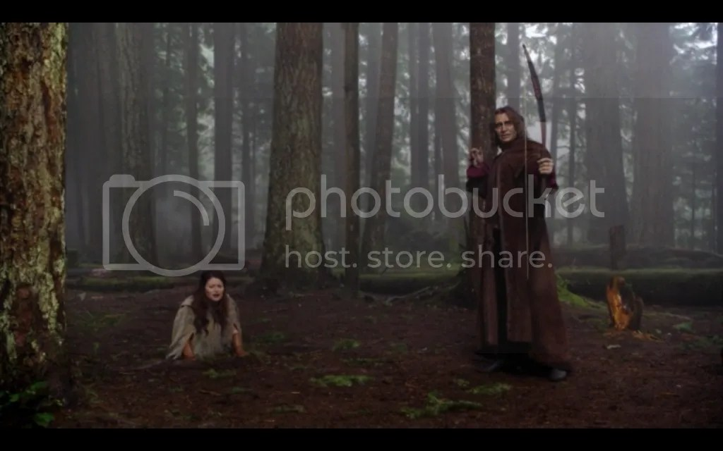 Screencap from Once Upon a Fan