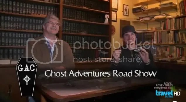 Ghost Adventures Road Show