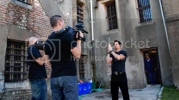 Ghost Adventures, Charleston Jail