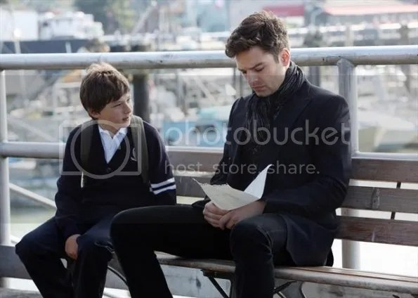 Once Upon a Time, Jefferson and Henry