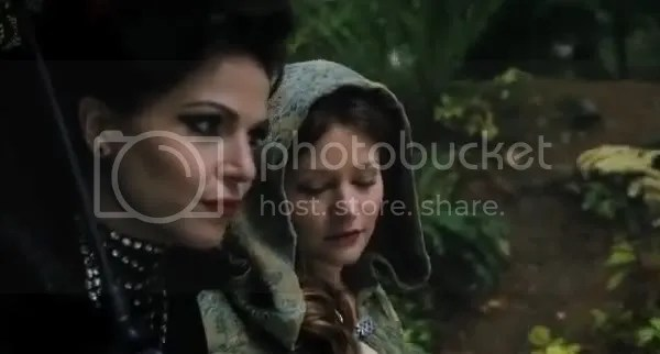 Once Upon a Time, Evil Queen and Belle