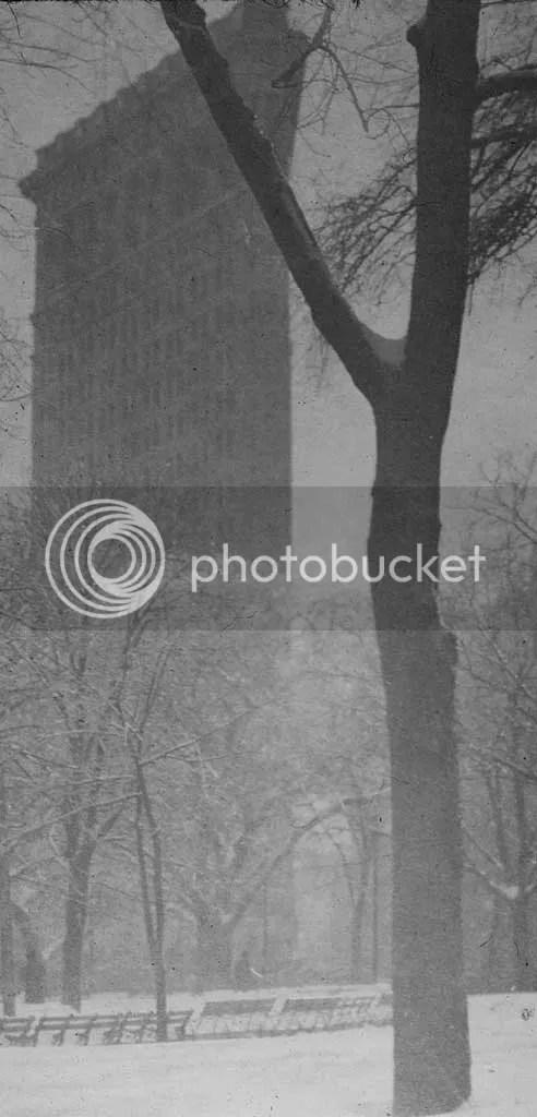 Alfred Stieglitz, Flatiron building