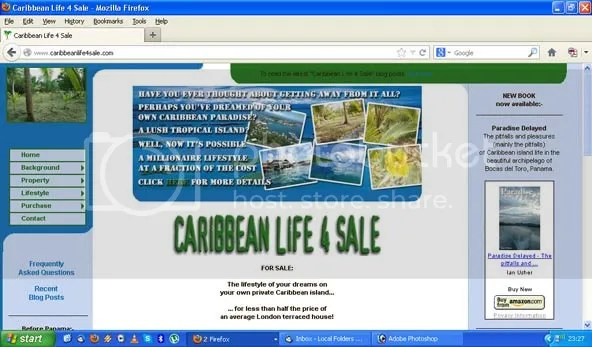 click to go to CaribbeanLife4Sale.com