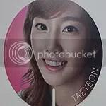 Girls' Generation SMTOWN LIVE Fan - Taeyeon