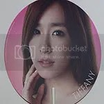 Girls' Generation SMTOWN LIVE Fan - Tiffany