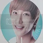 Super Junior SMTOWN LIVE Fan - Leeteuk