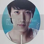 Super Junior SMTOWN LIVE Fan - Sungmin